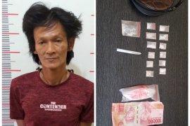 Bandar sabu-sabu diringkus Polisi Pangkalan Susu Langkat