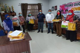 Lima rumah sakit di Langkat terima APD COVID-19