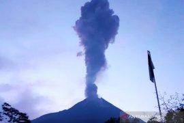 inilah catatan dan kronologi letusan Gunung Merapi