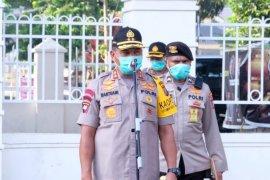 Kapolda: 12 ruas jalan di Kota Medan ditutup untuk cegah penyebaran COVID-19