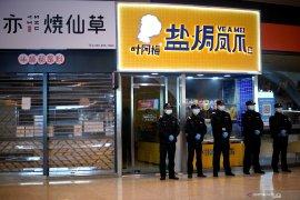 China laporkan jumlah kasus corona harian yang kian sedikit,  hanya melibatkan pelancong dari luar negeri