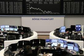 Seluruh saham unggulan Jerman rontok, dengan indeks DAX 30 jatuh 3,64 persen