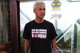 Gubernur Jawa Tengah Ganjar Pranowo tegaskan Kota Tegal hanya