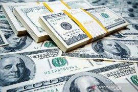 Dolar AS jatuh setelah Fed biarkan suku bunga acuan tidak berubah