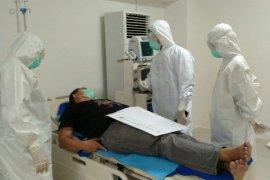 Dua pasien RS Darurat Wisma Atlet meninggal