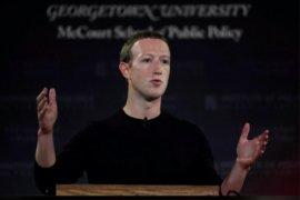 Karyawan Facebook mogok karena postingan Trump