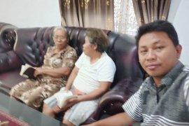 Umat Nasrani Gorontalo Utara beribadah di rumah