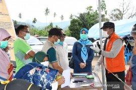 Pemkab Gorontalo Utara bangun posko semipermanen gugus tugas di perbatasan