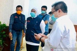 Gubernur Jatim bersyukur 13 orang sembuh dari COVID-19