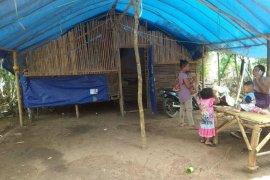 Pengungsi Seupang Lebak korban banjir bandang kesulitan akses pelayanan kesehatan