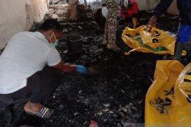 Polisi identifikasi satu jenazah korban kebakaran di Ambon