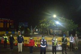 """Sejumlah ruas jalan di Kota Madiun ditutup demi """"physical distancing"""""""