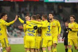 Liga Belarusia panen pemasukan di tengah pandemi corona