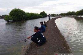 Wisata mancing di Muaragembong Bekasi ditutup sementara