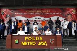 Polisi tangkap pembuat video hoaks penutupan jalan di Rawa Bokor