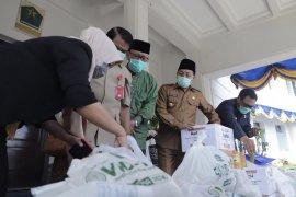 Aptisi Jatim salurkan bantuan ke Kota Malang untuk cegah COVID-19