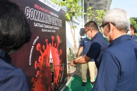 BUMN buka pokso COVID-19 di SOR Tri Dharma Petrokimia Gresik