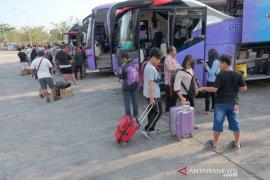 Jumlah penumpang di Terminal Mengwi turun 70 persen