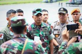 TNI pukul mundur gerombolan bersenjata di Oksibil,  markasnya dikuasai
