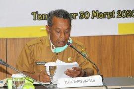 Cegah COVID-19 Pemkab Paser Bahas Isolasi Wilayah