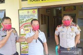 Seorang wartawati Palembang dinyatakan  positif COVID-19
