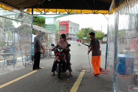 Desa di Banda Aceh melakukan karantina wilayah mandiri