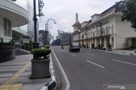 Polrestabes Bandung tutup jalan protokol jika berpotensi jadi ramai