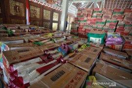 23.000 paket bahan pokok hasil penggalangan siap disalurkan Pemkot Bandung