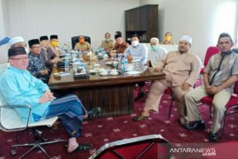 Pemkot Pangkalpinang-alim ulama sepakat imbau warga tidak shalat berjamaah di Masjid