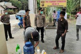 Polisi Jambi optimalkan pos terpadu perbatasan