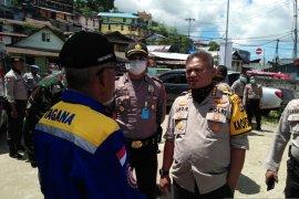Polresta belum tetapkan tersangka musibah kebakaran di Ambon