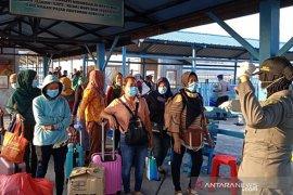 32.192 orang pekerja Indonesia pulang dari negara terdampak COVID-19