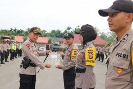 Tiga polisi di Aceh Utara dapat penghargaan