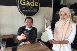 The gade Cafe Banda Aceh beri kopi gratis untuk nasabah pegadaian