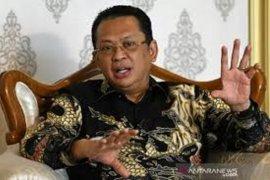 MPR: Selesaikan dasar hukum rencana pemberlakuan darurat sipil
