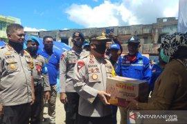 Kapolda Maluku : penempatan tenda pengungsi tidak lebih dari sepuluh orang