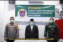 10 warga Depok sembuh dari COVID-19 usai Jalani perawatan RS