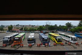 DPR ingin Kemenhub bisa hentikan operasional bus AKAP Jakarta