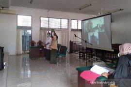 Koneksi internet jadi kendala sidang jarak jauh di PN Banda Aceh