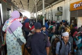 Jadwal operasional KA Lokal Sukabumi Cianjur dan Bogor dibatalkan