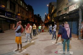 10 WNI pasien COVID-19 di India dinyatakan sembuh