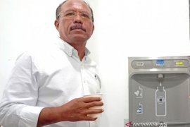 UTU Meulaboh produksi cairan pembersih tangan untuk paramedis