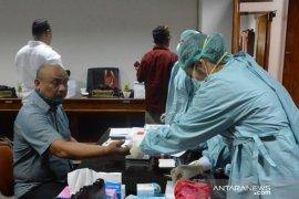 """Anggota DPRD Bali jalani """"rapid test"""" COVID-19"""