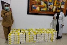 Jaswita Jabar buka donasi makanan untuk petugas kesehatan