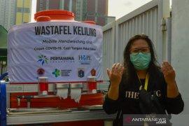 Pertamina Foundation ciptakan wastafel keliling untuk  cegah COVID-19