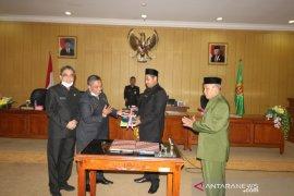 DPRD Banjarbaru sahkan tiga peraturan daerah