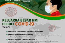 Keluarga Besar HMI Kalbar siapkan aksi peduli COVID-19