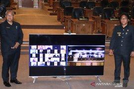 Pemkab-DPRD Badung adakan sidang paripurna secara daring
