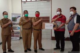 WVI sumbang 1.040 masker N95 untuk Pemkab Kubu Raya