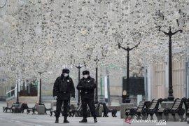 Rusia catat 1.667 kasus baru corona dalam 24 jam terakhir